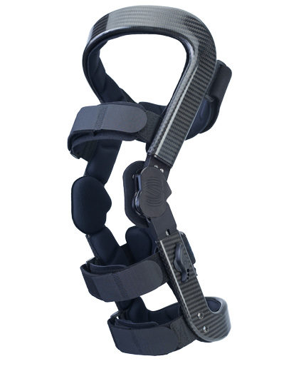 Tri-compartment Unloading Knee Brace for Osteoarthritis